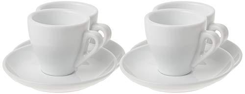 Cuisinox Porcelain Espresso Cups (Set of 4), White