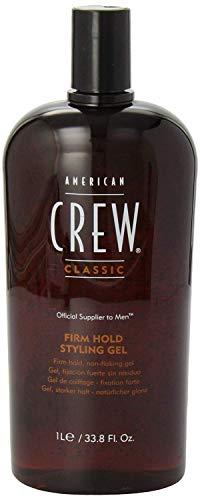 AMERICAN CREW Firm Hold Styling Gel, 33.8 Fl Oz