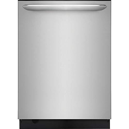 Frigidaire FGID2479SF 24' Built In Fully Integrated Dishwasher with 8 Wash Cycles, Quick Wash, in Stainless Steel