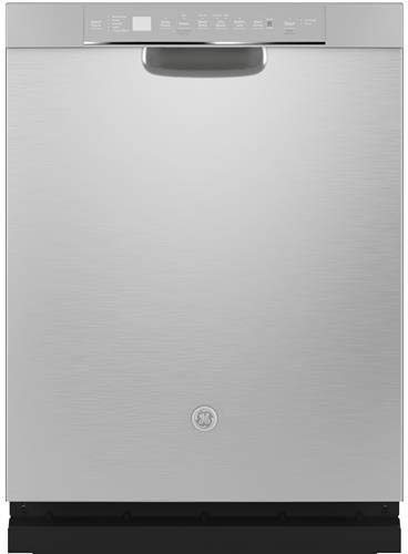 GE 24' Stainless Steel Built-In Dishwasher