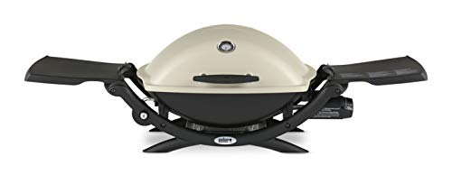 Weber 54060001 Q2200 Liquid Propane Grill , Gray