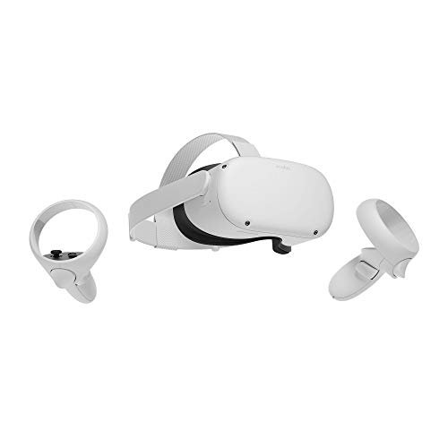 Oculus Quest 2 — Advanced All-In-One Virtual Reality Headset — 64 GB