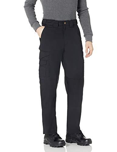 TRU-SPEC Men's 24-7 Series Original Tactical Pant, Black, 36W 30L