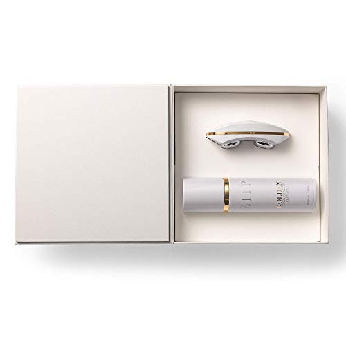 ZIIP Beauty Microcurrent Professional Facial Device   Portable, Kit, Conductive Gel, Charger, & Bag