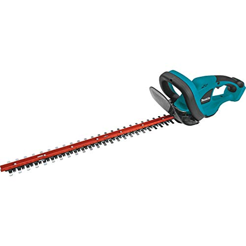 Makita XHU02Z 18V LXT Lithium-Ion Cordless 22' Hedge Trimmer, Tool Only