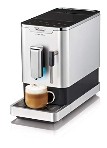 Espressione 8212S Fully Automatic Espresso Machine, Silver