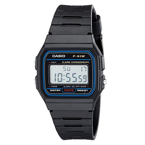 CASIO F91W-1 Casual Sport Watch