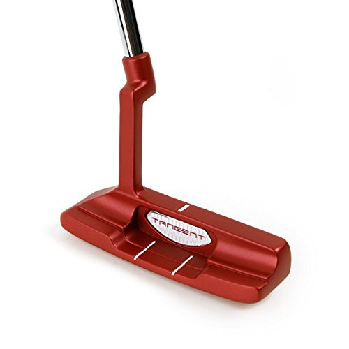 Orlimar Golf Tangent T2 Red Blade Putter Men's Right Hand with Free Headcover