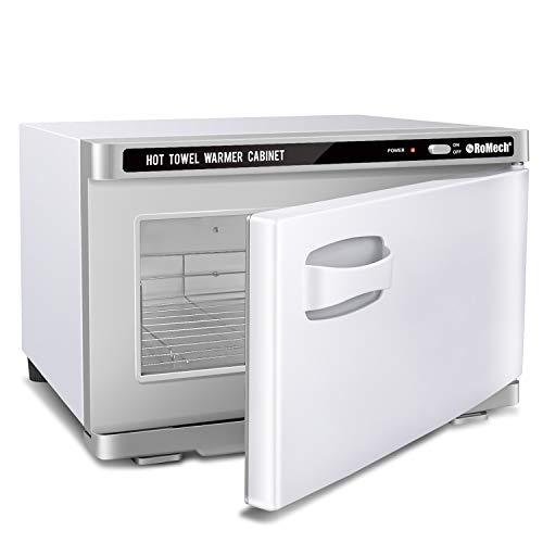 RoMech Hot Towel Warmer Cabinet, Professional Towel Heater for Spa Massage Salon Home (4 Gallon Capacity)