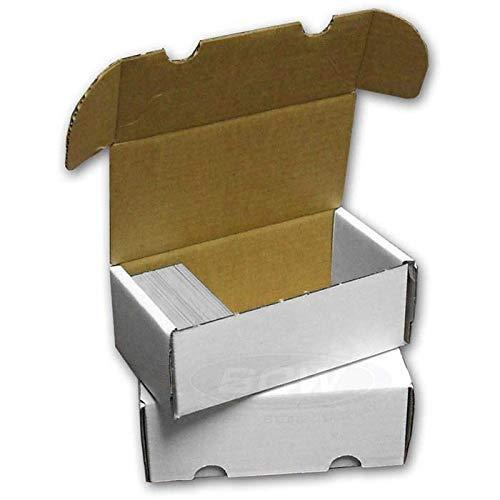 BCW 400 Card Storage Box