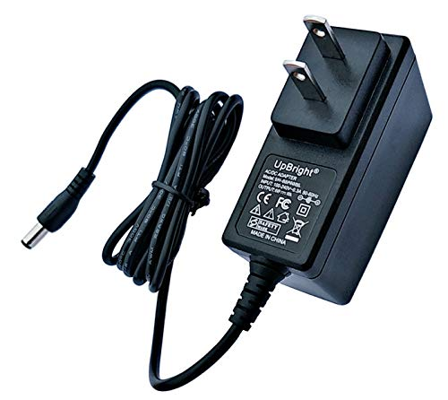 UpBright AC Adapter Compatible with Stanley Simple Start P2G7S P2G7KS SimpleStart Lithium Battery Booster Car Jump Starter 12V DC Lithium Ion 12 Volt Li-Ion 12VDC 750mA 2A 14.5V Power Supply Charger