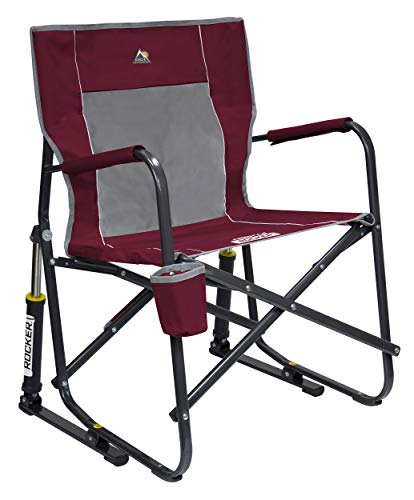 Outdoor Freestyle Rocker Portable Rocking Chair & Outdoor Camping ChairGCI