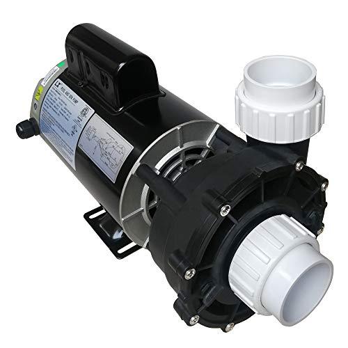 KL KEY LANDER Hot Tub Spa Pump, 4HP, Two Speed, 56Frame LX Motor (220-240V/60Hz); 2' Port; OEM# #0982601-03; 1431601-03 and 56WUA400-II
