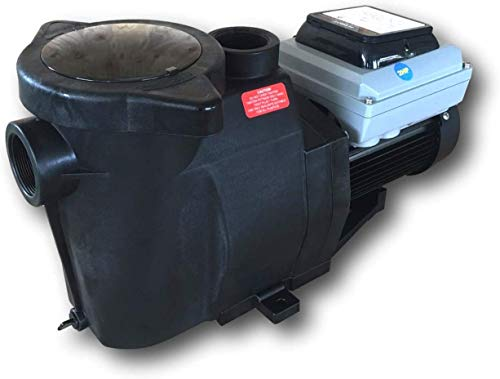 Pool Pump by Blue Torrent, 2 HP Cyclone Variable Speed In Ground Pool Pump
