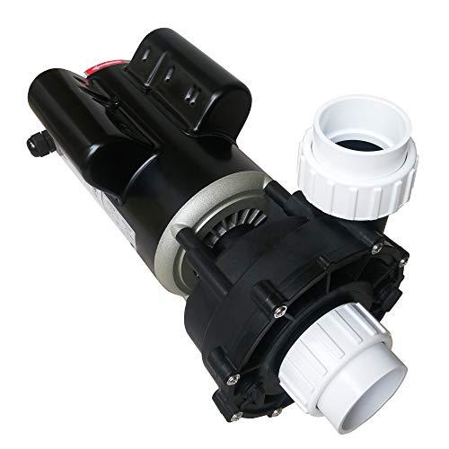Key Lander BRACKETLESS (NO Base) Hot Tub Spa Pump, ONLY Replace OEM Models# 6500-343; 6500-347; 6500-355; 6500-359; 6500-092; 6500-094; 6500-095; 6500-096;48WUA2002C-II (NF)