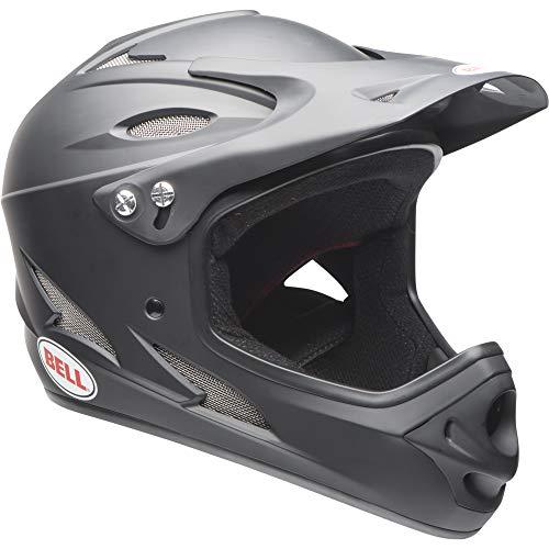Bell Servo Adult BMX Helmet, Matte Black