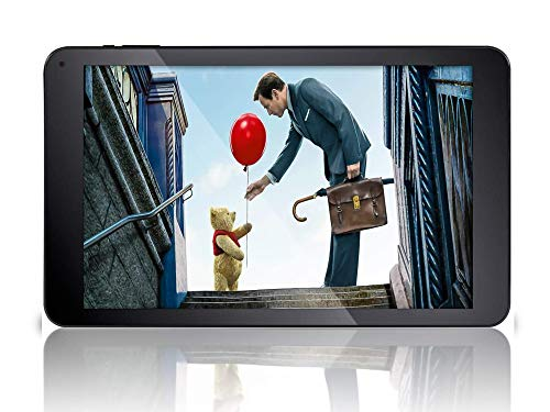Fusion5 10.1' Android 8.1 Oreo Tablet PC - (Google Certified, WIFI, BT, HDMI, 1280x800 IPS Screen, Dual Cameras, October 2018 Model, Android Touch screen Tablet PC) (16GB)