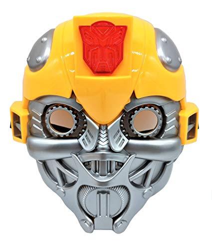 Bumblebee Mask / Bumblebee Talking LED Face Mask