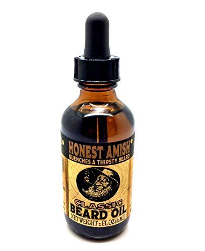 Honest Amish - Classic Beard Oil - 2 Ounce