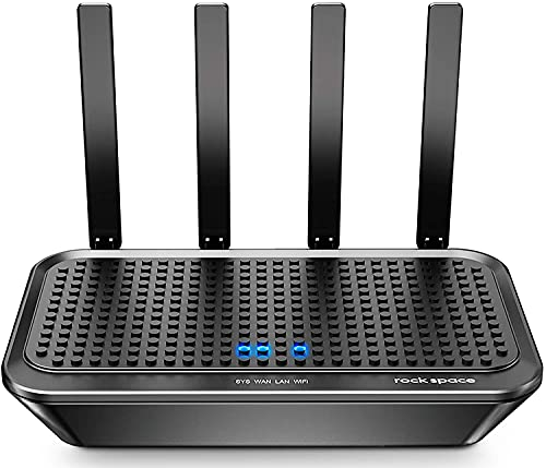 AC2100 Smart WiFi Router - 5ghz Dual Band Gigabit Wireless Internet Router, 4x4 MU-MIMO High Speed Gaming Router, Long Range Coverage for Home, Security & Parental Control, 4 Streaming LAN port & USB