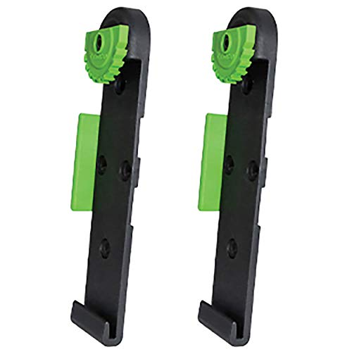 FastCap 02896 Track Rack Systems for Mounting - 2-Pack Set