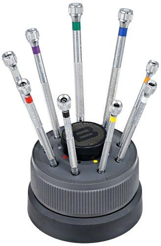 Bergeon 55-613 Nine Screwdriver Set Watch Repair Kit