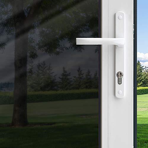 Gila Heat Control 3-in-1 Adhesive Residential DIY Window Film Sun Blocking Glare Reduction 4ft x 15ft (48in x 180in)