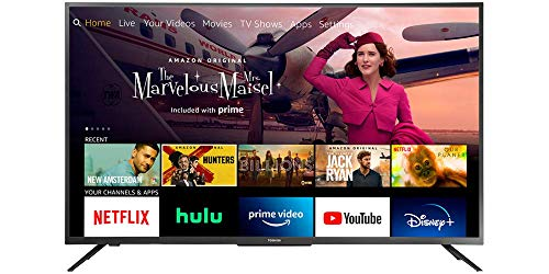 Toshiba 43LF621U21 43-inch Smart 4K UHD with Dolby Vision - Fire TV, Released 2020