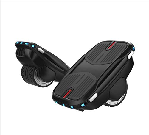 YLFGSLEP Electric Roller Skates, 250W Dual Motor Single-Wheel Electric Portable Hover Skateboard Shoes Rechargeable Battery Life Up to 10KM for Children and Adults