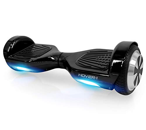 Hover-1 Ultra Electric Self-Balancing Hoverboard Scooter, Black, 25 x 9 x 9.5 inches