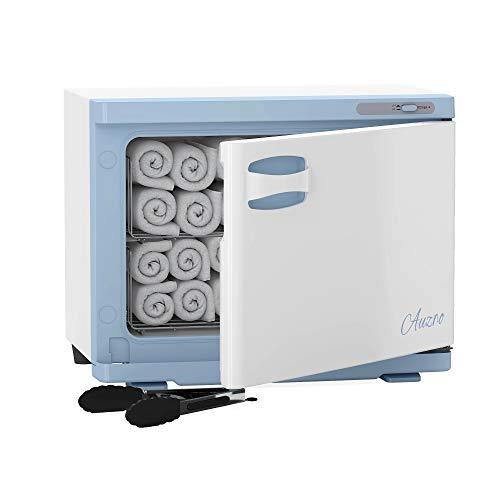 Auzro 18L Professional Hot Towel Warmer, Large Capacity Towel Cabinet