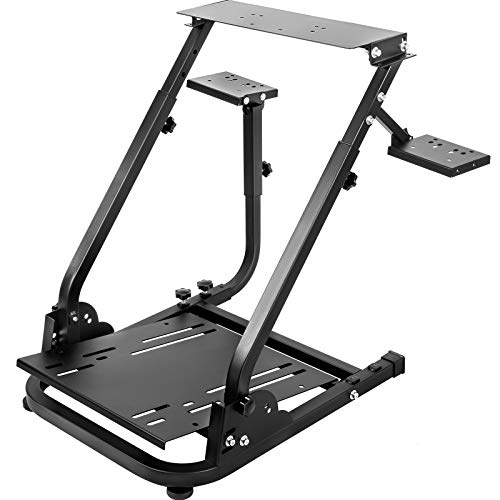 Marada G920 Racing Steering Wheel Stand Driving Simulator Cockpit Pro Compatible with Logitech G25, G27, G29,G920 Wheels and Thrustmaster T300RS and T500RS Wheel & Pedals Not Included