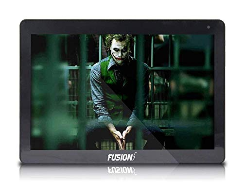 Fusion5 104Bv2 PRO Android Tablet PC - (Android 9.0 Pie, 2GB RAM, 32GB Storage, Bluetooth, Dual-Band Wi-Fi, HDMI, HD IPS Screen, GPS, FM, 5MP and 2MP Cameras)