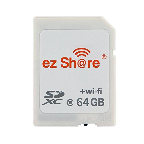 2017 Promotion Pen Drive 100% original Real Capacity ez share wifi sd card Memory Card Sdhc card Camera (16GB)