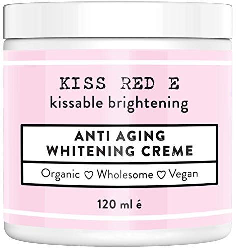 Premium Intimate Skin Lightening Cream - Whitening Cream for Face. Skin Lightening Cream for Dark Spots, Blemishes. Natural Hands Body Moisturizer for Women Men 4 OZ.