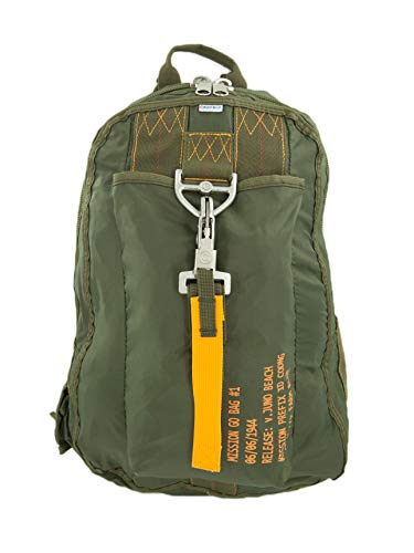 Farm Blue Tactical Backpack – Army Parachute Clip Deploy - Military Survival Molle Bug Out Bag