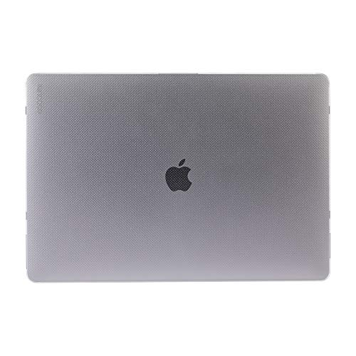 Incase Hardshell Case, Compatible with 16' MacBook Pro, Form-Fitting Protection with Textured Dot Pattern, Clear (INMB200679-CLR)