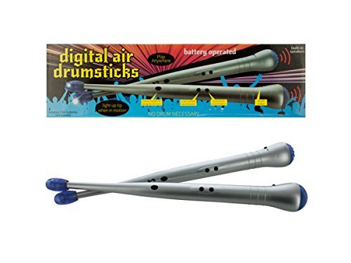 bulk buys OC872-1 Digital Air Drumsticks