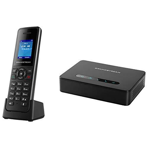 Grandstream DP750 Long-Range DECT Base Station + DP720 DECT Cordless HD Handset