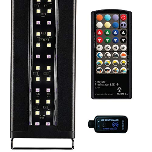 Current USA Satellite Freshwater LED Plus Light for Aquarium, 36 to 48-Inch