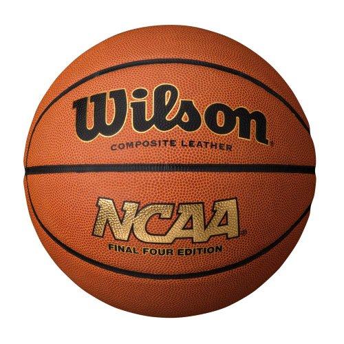 Wilson NCAA Final Four Edition Basketball, Official - 29.5'