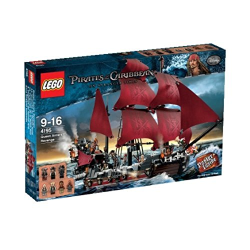 LEGO Pirates of the Caribean Queen Anne's Revenge