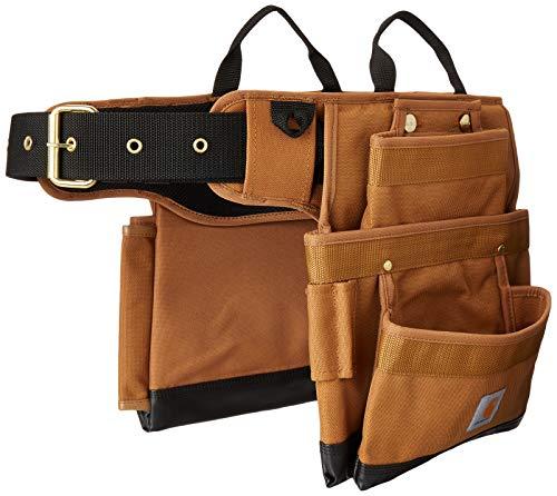 Carhartt 26063102 Legacy Tool Belt, Deluxe, Brown,