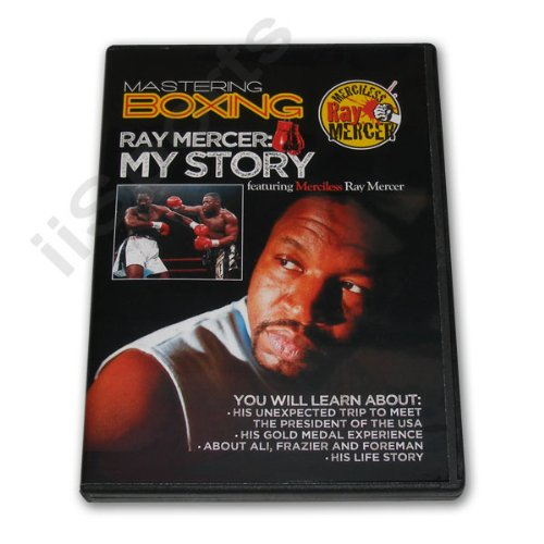 Mastering Pro Boxing MMA My Story Biography DVD WBO World Champion Ray Merciless Mercer RS 0658