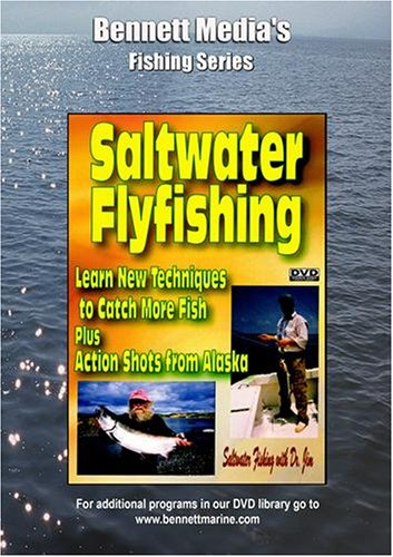 How To Cast With A Saltwater Fly Rod & Alaska River Fishing With A Fly Rod