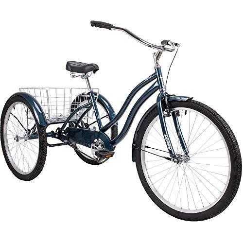 Huffy Arlington 26' Adult Trike, Large, Blue