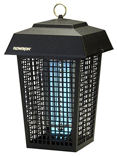 Flowtron BK-40D Electronic Insect Killer, 1 Acre Coverage,Black