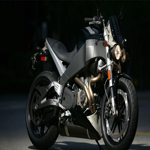 Motorcycle Lock Screen